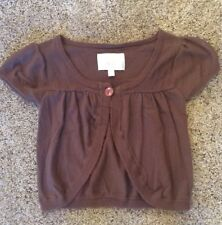 Limited Too - Girls Size 14 ~ Button Cardigan Short style