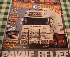 Truck and Driver January 2014 magazine