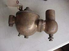 Antique Schebler Type D # BZ 12 Brass Tractor Carburetor Farm Stationary Engines