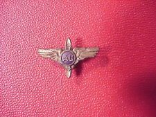 ORIGINAL WWII USAAF AVIATION CADET LAPEL WINGS