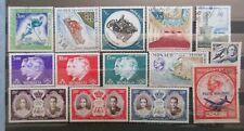 MONACO lot timbre neuf **, sans gomme, oblitéré bon état CK78 79