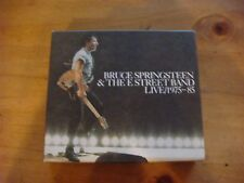 Bruce Springsteen & The E Street Band Live/1975-85 - 3 CD Box Set w/Booklet