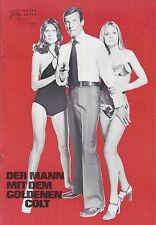 NFK: 126: Mann mit den goldenem Colt ( James Bond 007 ) Roger Moore ( dklrot )