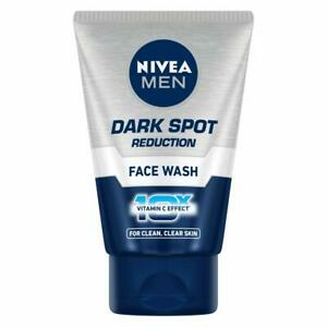NIVEA Men Face Wash, Dark Mark Reduction, For Clean & Clear Skin,100Gm,Free Ship
