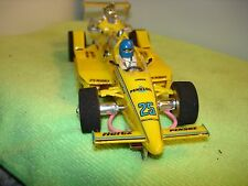 Amt Al Unser March-Cosworth Indy Slot Car 1/24 Scale offered by Mth