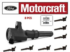 8 Motorcraft 3W7Z12029AA Ignition Coil For FORD F150 F250 F350 5.4L Set Sealed