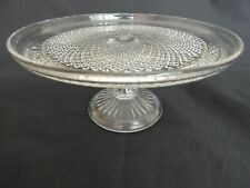 Cooperative Studio Vintage Bagley Frosted Vase Bowl With Metal Basket Leaves Attractive Fashion Bagley/sowerby/davidson