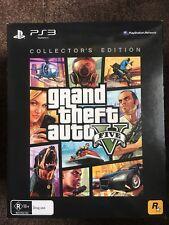 Grand Theft Auto 5 V (GTA 5) Collectors Edition PS3 Playstation 3