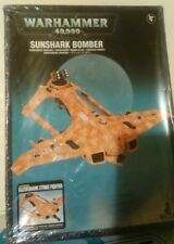 SUNSHARK BOMBER RAZORSHARK STRIKE FIGHTER - Tau Empire - Warhammer 40000