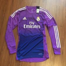 IKER CASILLAS firmato REAL MADRID 16/17 PORTIERE Camicia prova mostrato