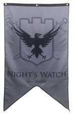 Jeu De Thrones Night's Montre TV Jon Neige Stark Westeros Khaleesi Banner Fgxgnw
