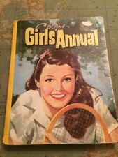 COLLINS GIRLS' ANNUAL-1958