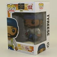 Funko POP! The Walking Dead - Vinyl Figure - TYREESE #152 *Non Mint Box*
