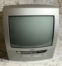 """Matsui TV/DVD Combi 14"""" With REMOTE CRT Retro Gaming 1410 Good Con FULLY TESTED"""