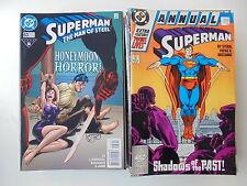 45x Superman us DC cómic colección estado 1/1 -