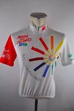 Biemme Dolomites Bike cycling jersey maglia Rad Trikot Gr S 2 49cm W1