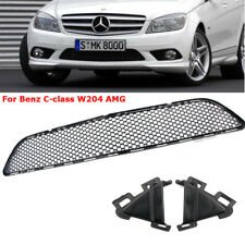 FOR MERCEDES C-CLASS AMG SPORT W204 2008-2011 FRONT BUMPER GRILLE LOWER NEW UK