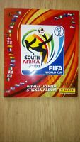 FIFA World Cup South Africa 2010 complete full sticker album Panini Serbian ed.