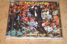 peter Gabriel Sound Fruit CD sehr gut
