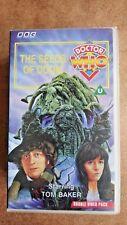 Doctor Who - The Seeds Of Doom (VHS, 1994, 2-Tape Set) Tom Baker