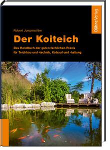 Der Koiteich von Robert Jungnischke