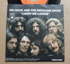 "DISQUE 45T DE DR.HOOK AND THE MEDICINE SHOW  "" CARRY ME CARRIE """