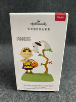 2019 Hallmark Keepsake Ornament - PEANUTS - The Halloween Vulture - New