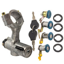 Ignition Barrel Switch Door Locks For Nissan Patrol GQ Y60 1988-1998 Aftermarket