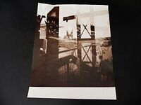 KGgallery EXPO 67 Worlds Fair Construction Photo Quebec MONTREAL Canada 1967 Art