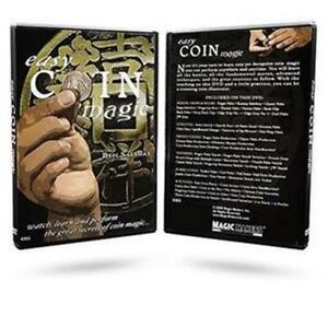 Easy Coin Magic DVD - Magic Tricks