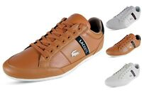 Lacoste Chaymon 119 1 U Mens Casual Shoes Lace Up Leather Fashion Sneakers