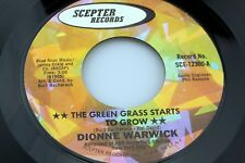 Dionne Warwick: Green Grass Starts to Grow / They Don't Give Medals.. [Unplayed]
