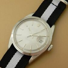 ROLEX OYSTER PERPETUAL DATEJUST REF. 1600 VINTAGE WATCH 100% GENUINE CAL. 1570