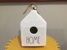 Rae Dunn Home Birdhouse Farmhouse Large Lettering