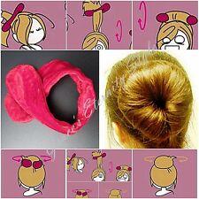 Duttband Dutt Dreher Schnell Dutt Bun Haarstab Hair Twister Haardreher Haarband