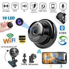 HD 1080P Mini Wifi IP Kamera WLAN Camera Nachtsicht Webcam Überwachungskamera DE