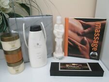 Sensual Massage set with 112 page book,creams & incense and gift bag included.