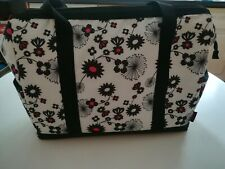 Thermos Raya Floral Tote Insulated Cooler Bag
