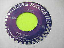 "CHUCK BERRY - SWEET ROCK AND ROLL / CAROL 45 7"" EX"