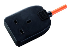 Outdoor Electrical Plug Socket 10a Heavy-duty Masterplug With 10m Extension Lead