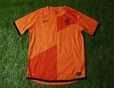 HOLLAND NATIONAL TEAM 2012/2013 FOOTBALL SHIRT JERSEY HOME NIKE ORIGINAL YOUNG
