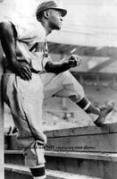 Buck O'Neil PHOTO Kansas City Monarchs Team Manager Negro League Baseball Star