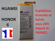 Batterie interne neuve pour HUAWEI  Honor 6  réf : HB4242B4EBW  - 3000 mAh
