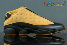 AIR JORDAN 13 XIII RETRO LOW BLACK CHUTNEY 310810-022 NEW SIZE: 9.5