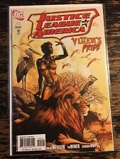 Justice League of America #4 (2007, DC) 1:10 J.G. Jones Vixen Variant Cover