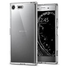 Spigen Sony Xperia XZ Premium Case Ultra Hybrid Crystal Clear