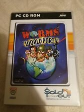 Worms World Party PC CD