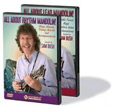 All About Rhythm and Lead Mandolin! 2-Dvd Set Dvd New 000642140