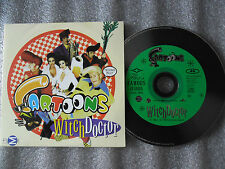 CD-CARTOONS-WITCH DOCTOR-TECHNO BILLY-ROSS BAGDASARIAN-EMI-(CD SINGLE)98-2TRACK