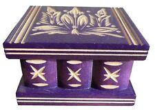 Wood Magic Secret Puzzle Box, Brain Teaser, IQ test, Secret lock, Smart trick